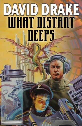 9781439133668: What Distant Deeps (Lt. Leary)