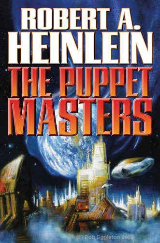 9781439133767: The Puppet Masters (Baen Science Fiction)