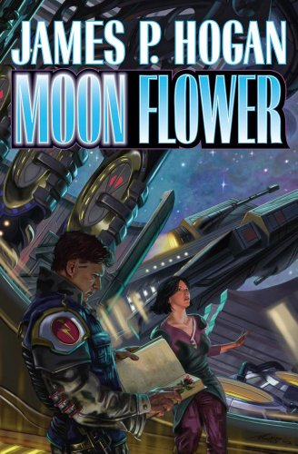 9781439134375: Moon Flower: N/A (Baen Science Fiction)