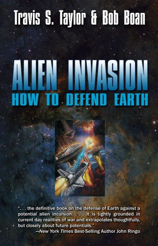 9781439134429: Alien Invasion: How to Defend Earth