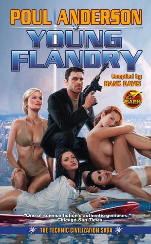 9781439134658: Young Flandry