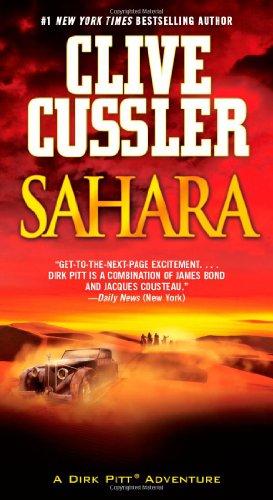 9781439135686: Sahara: A Dirk Pitt Adventure
