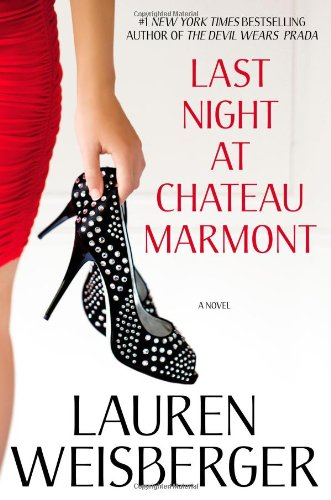 9781439136614: Last Night at Chateau Marmont: A Novel