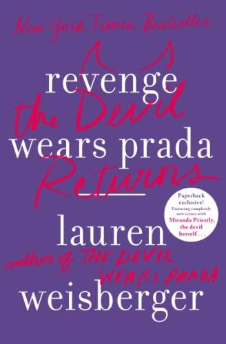 9781439136645: Revenge Wears Prada: The Devil Returns