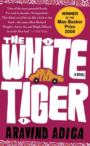 9781439137697: The White Tiger: A Novel