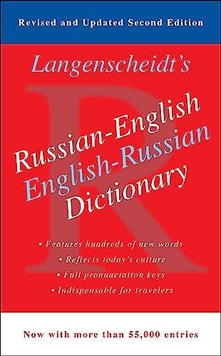 9781439142370: Russian-English Dictionary