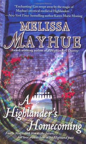 9781439144251: A Highlander's Homecoming