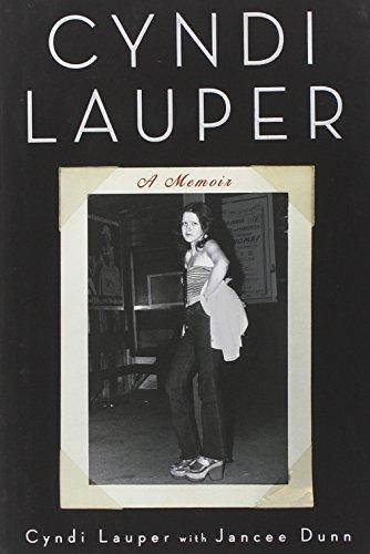 9781439147856: Cyndi Lauper: A Memoir