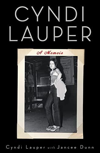 9781439147894: Cyndi Lauper: A Memoir