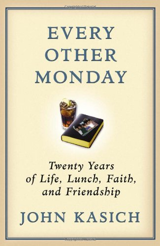 9781439148273: Every Other Monday: Twenty Years of Life, Lunch, Faith, and Friendship
