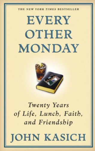 9781439148280: Every Other Monday: Twenty Years of Life, Lunch, Faith, and Friendship