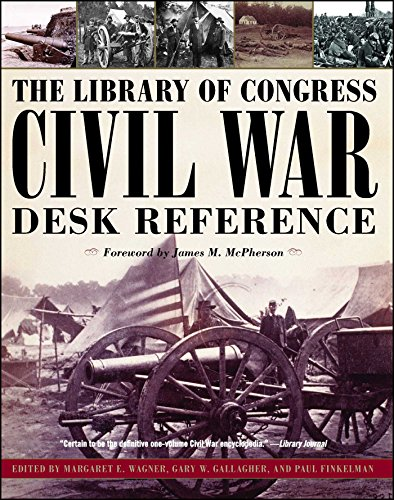 9781439148846: The Library of Congress Civil War Desk Reference