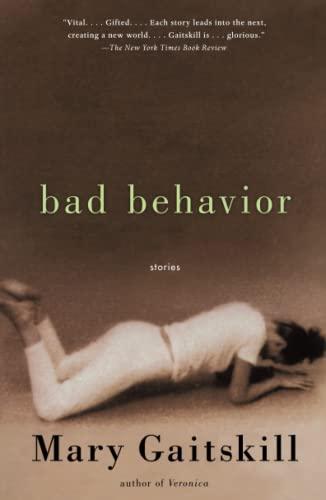 9781439148877: Bad Behavior: Stories
