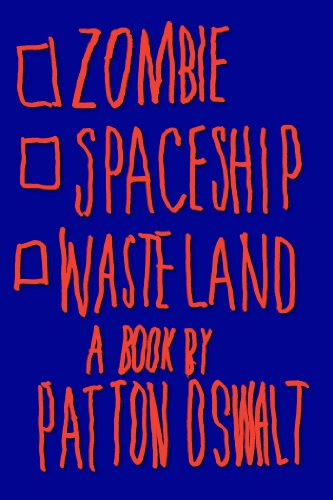 9781439149089: Zombie Spaceship Wasteland: A Book by Patton Oswalt