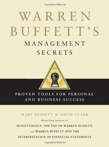 9781439149379: Warren Buffett's Management Secrets: Proven Tools for Personal and Business Success