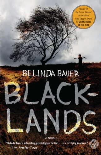 9781439149454: Blacklands: A Novel