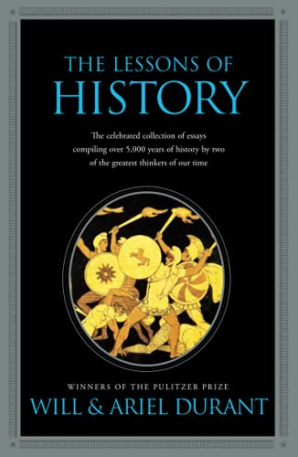 9781439149959: The Lessons of History