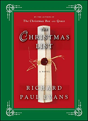 9781439150009: The Christmas List: A Novel