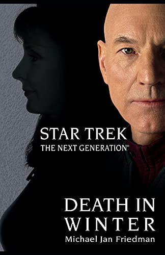 9781439150016: Star Trek: The Next Generation: Death in Winter