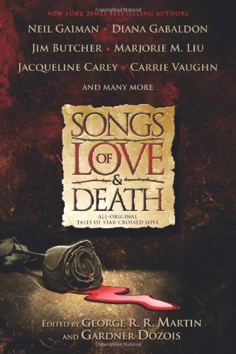 9781439150146: Songs of Love and Death: All Original Tales of Star Crossed Love