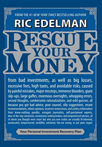 Rescue Your Money: Your Personal Investment Recovery: Ric Edelman