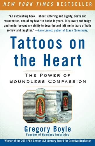 9781439153154: Tattoos on the Heart: The Power of Boundless Compassion