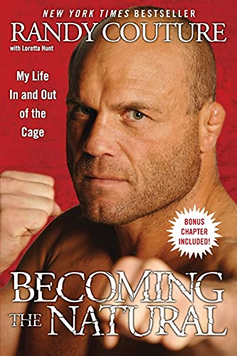 9781439153369: Becoming the Natural: My Life In and Out of the Cage
