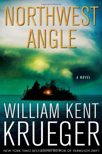 NORTHWEST ANGLE (SIGNED): Krueger, William Kent