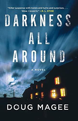 9781439154045: Darkness All Around: A Novel