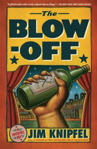9781439154137: The Blow-off: A Novel