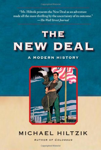 9781439154496: The New Deal: A Modern History