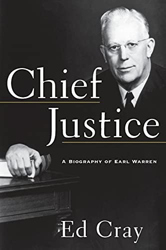9781439154915: Chief Justice: A Biography of Earl Warren