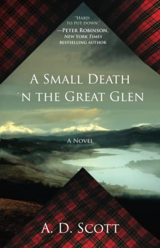 9781439154939: A Small Death in the Great Glen: A Novel (The Highland Gazette Mystery Series)