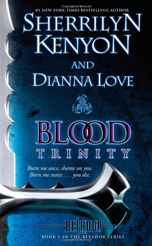 9781439155820: Blood Trinity: Book 1 in the Belador Series
