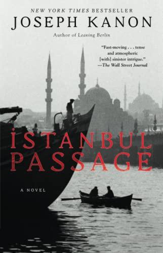 9781439156438: Istanbul Passage: A Novel