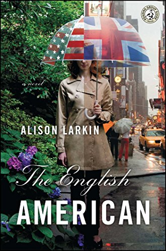 9781439156537: The English American: A Novel