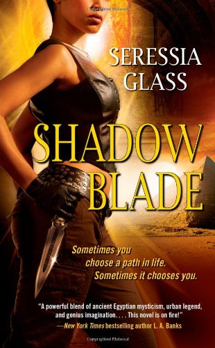 9781439156797: Shadow Blade (Shadowchasers)