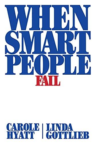 9781439156889: When Smart People Fail