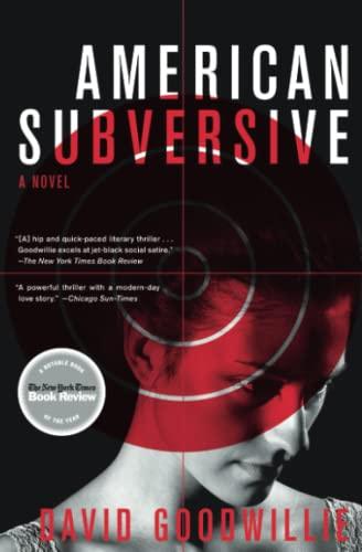 9781439157060: American Subversive: A Novel