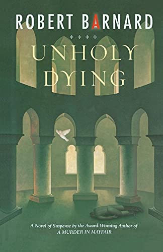 9781439157367: Unholy Dying