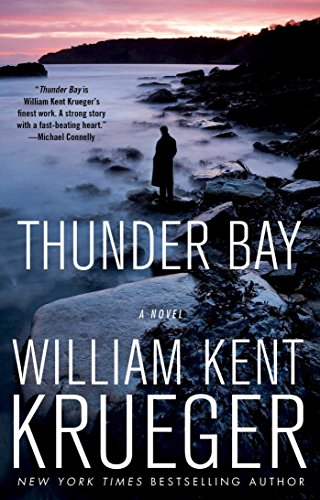 Thunder Bay: A Novel (Cork O'Connor Mystery Series) (1439157820) by William Kent Krueger