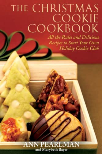 The Christmas Cookie Cookbook