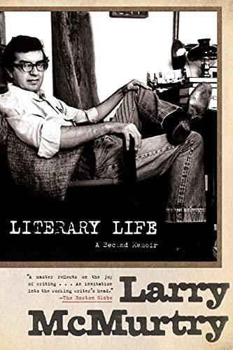 9781439159941: Literary Life: A Second Memoir