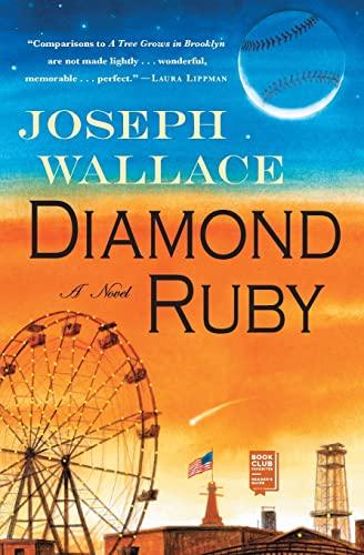 9781439160053: Diamond Ruby: A Novel