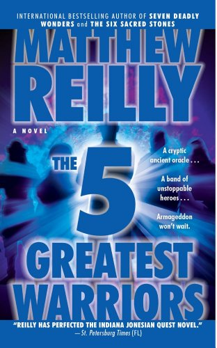 9781439160770: The Five Greatest Warriors EXP: A Novel