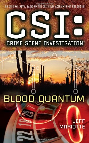 9781439160787: CSI: Crime Scene Investigation: Blood Quantum