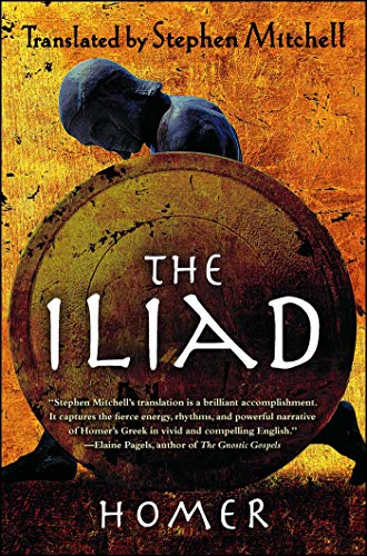 9781439163382: The Iliad