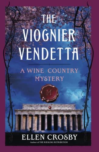 9781439163870: The Viognier Vendetta: A Wine Country Mystery
