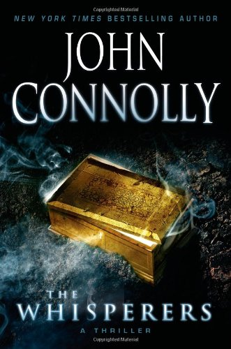 THE WHISPERERS (SIGNED) WITH CD: Connolly, John