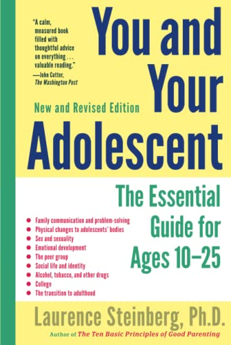 9781439166031: You and Your Adolescent: The Essential Guide for Ages 10-25